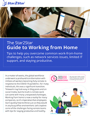 Free Download - Guide to Working from Home