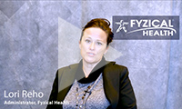 Lori Reho, Administrator of Fyzical Health