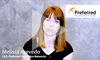 Melissa Asevedo, CEO of Preferred Data Voice Networks