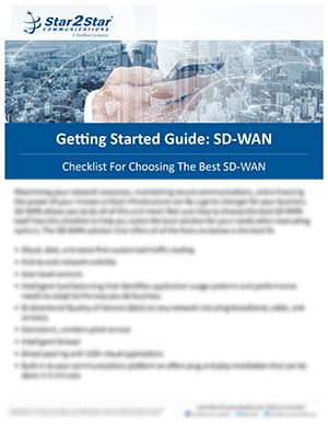 SD-WAN - SD-WAN Solutions